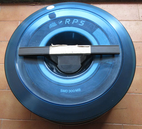 300MB storage disk