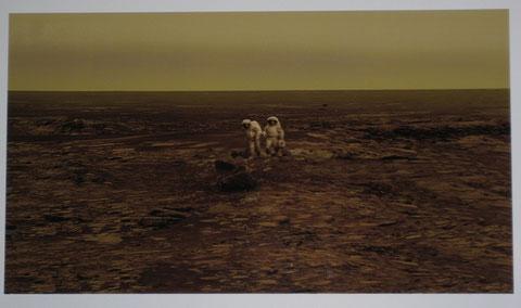 Mars 16 inch Glossy Photo