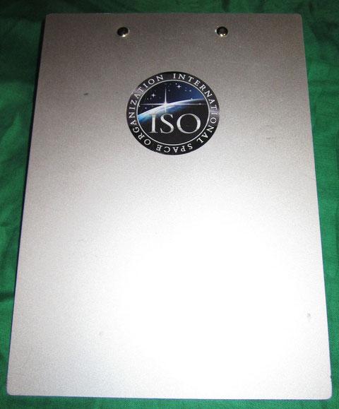 ISO Aluminum Clip Binder