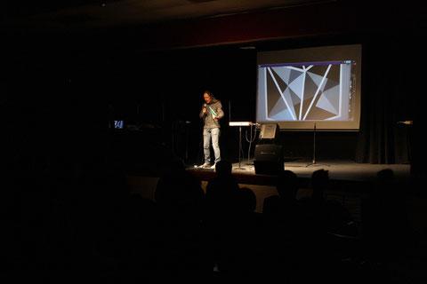 Conferencia realizada por Jordi Balius