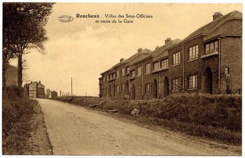 Frühere Unteroffizierswohnungen in Rencheux