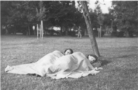 05. Juli 1952 : Manöver in Fußenminder