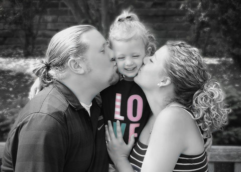 The Eikey Family, June 2013