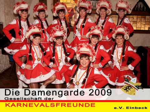 Damengarde 2009