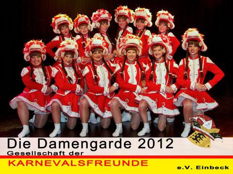 Damengarde 2012