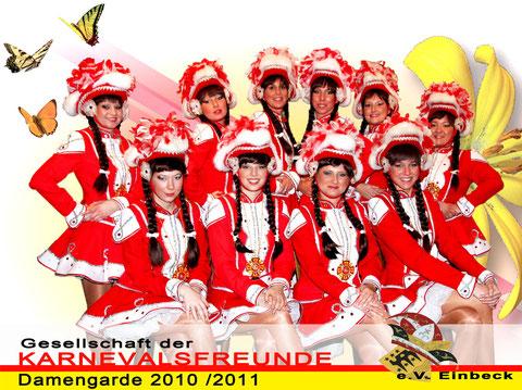 Damengarde 2011