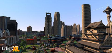 die Städte sollen nun individueller zu gestalten sein