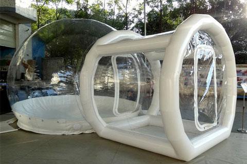 Snow Globe Con Tunnel