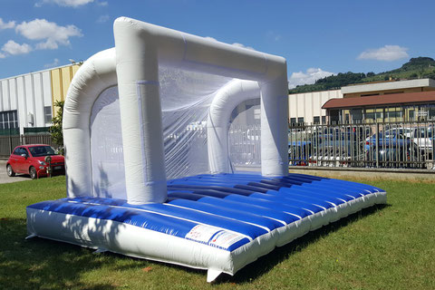 Inflatable Football Goal 6mLx4mWx3,20mH