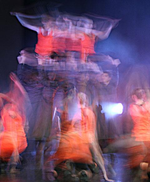 Hebefigur Tanzschule Klein