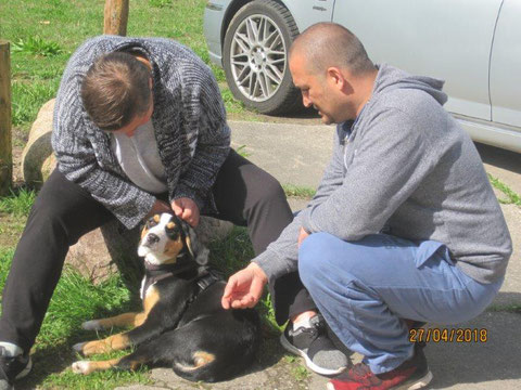 Hedda fand eine liebe Familie in Schwerin.