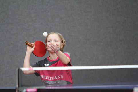 Frieda Strugholz gewann souverän (Foto: Laame)