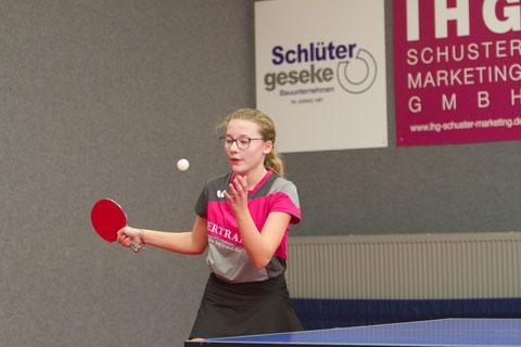 Johanna Döring spielte eine gute Bezirksrangliste (Foto: Laame)