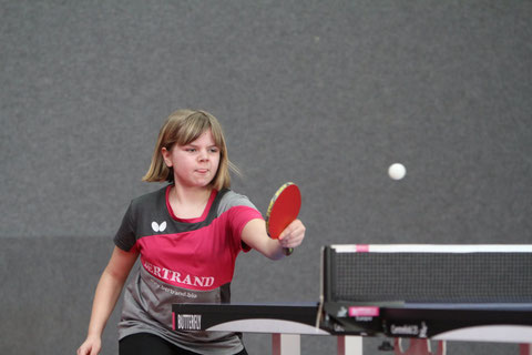 Julia Dickhage vertritt den TV Geseke beim Verbandsfinale (Foto: Laame)