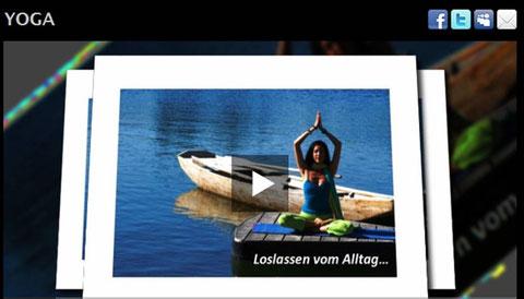 Loslassen vom Alltag    >> Video anzeigen auf Bild clicken!
