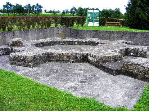 Sanctuaire dédié à Mithra