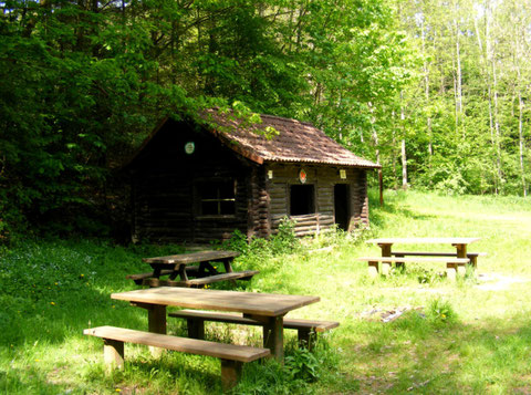 La hutte de Fouquet
