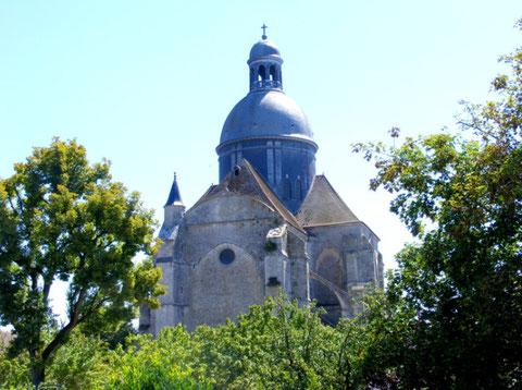 Collégiale Saint-Quiriace