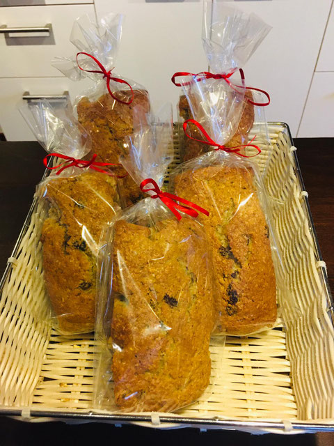 Apfel-Zimt-Brot (saisonales Angebot)