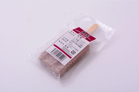 アイスキャンディー「あずき」…¥160