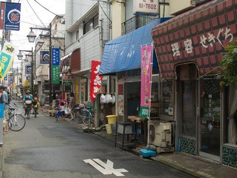 新小金井西口商店街