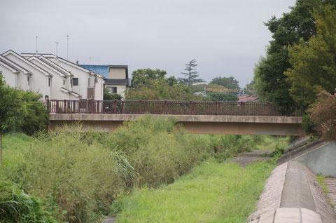 野川の小金井新橋
