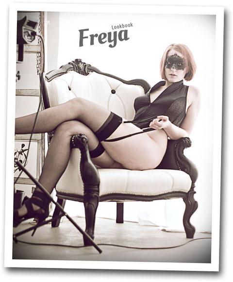 bangat Freya Lookbook