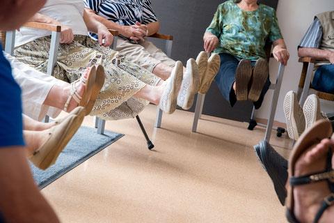 Delmenhorster Heimstiftung: Physiotherapie
