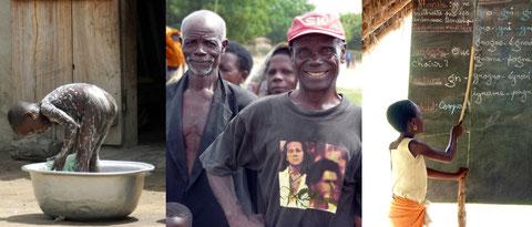 Les Amis du Togo, eau santé éducation