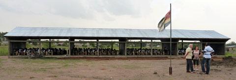 CEG de Notsé, les amis du Togo