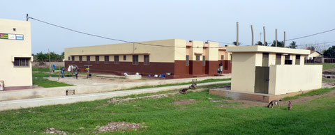 Hôpital de Notsé, les amis du togo