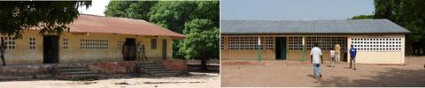 école de Batoumé - les amis du togo