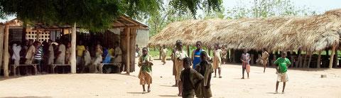 Ecole de Agbavé, les amis du togo