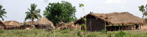 Alati Attidomé, haho, Togo - Les amis du Togo