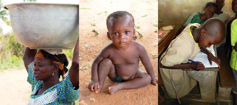 Les Amis Du Togo - eau, santé, éducation