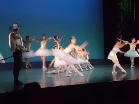 大谷バレエ35回定期公演より