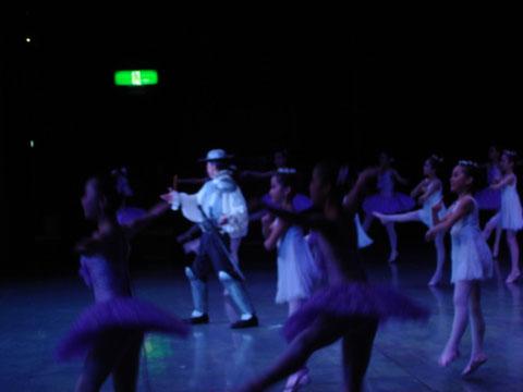 大谷バレエスタジオ第31回定期公演より「ドンキホーテの夢」