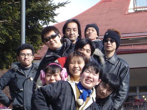 りんどう湖ファミリー牧場にて(2006)