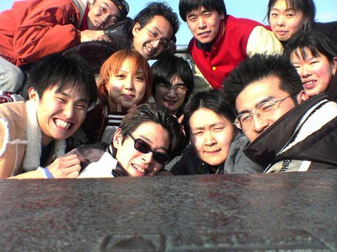 小名浜タワーにて(2005)