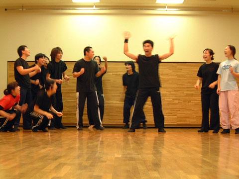 第1回「ダンス&ソングス」より