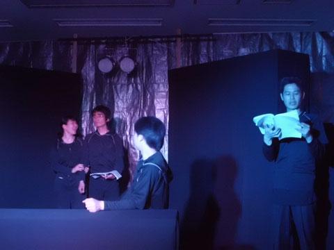 第38回「朗読劇 草稿・銀河鉄道の夜」より