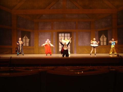 第20回フレンドリーシアター「バレエ物語コッペリア」より