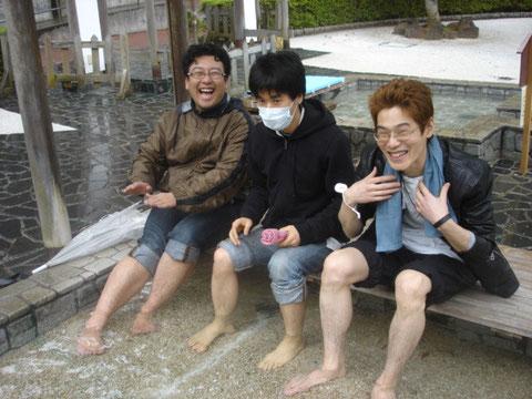 独歩の湯にて(2010)