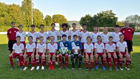 Junioren Da Saison 2018/2019 -- Foto Graziano Serra