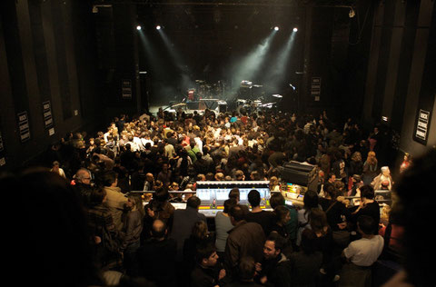 700 fans au rendez-vous de la Rock School Barbey (photo de L. Bordes)