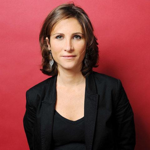 Julia de Funès (photo Elle)