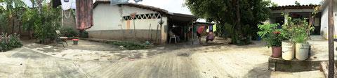 Dans un village du Chiapas ( Jano)