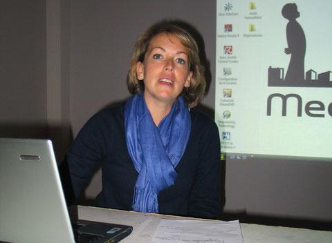 Caroline Mazel (F. Bergougnoux)