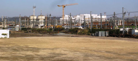 Un nouveau quartier sur les friches de la SNCF (M. Depecker)