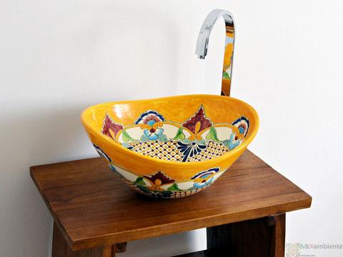 mexiko waschbecken